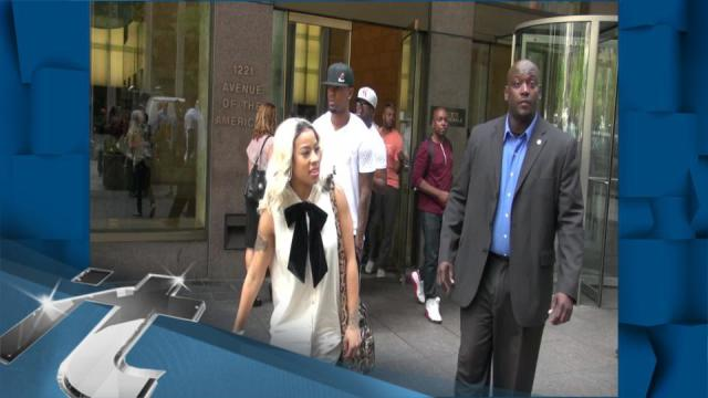 Law & Crime Breaking News: Keyshia Cole's Husband Daniel Gibson -- ARRESTED for Assault and Battery
