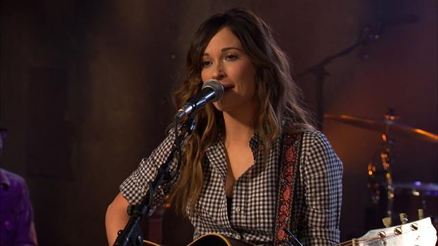 Kacey Musgraves on AOL Sessions
