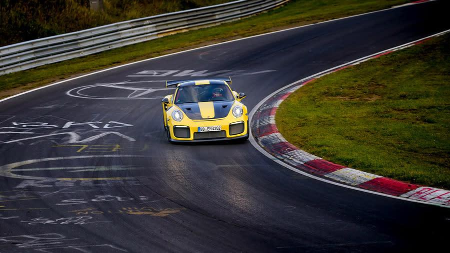 車手拒開Porsche 911 GT2 RS    紐柏林紀錄留給八字重的去破