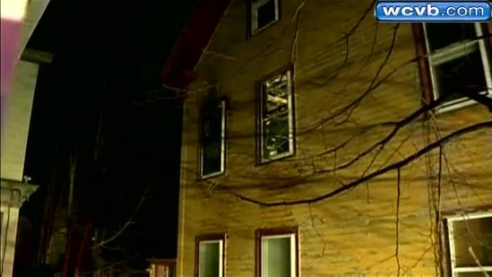 Girl rescued from Gloucester house fire