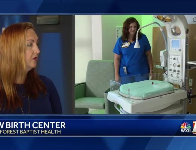 New Birth Center At WFBMC