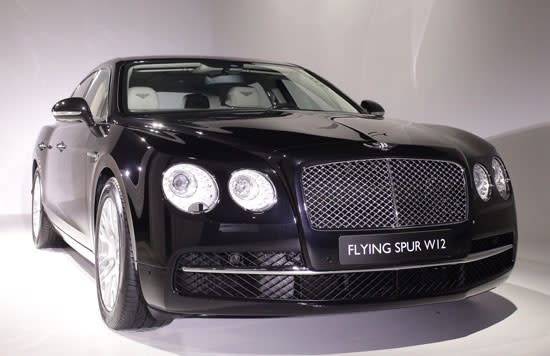 photo 1: 奢華巨艦 Bentley New Flying Spur 1380萬起上市