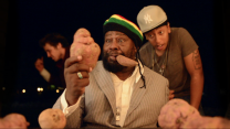 Yam ft. George Clinton (by Gorangutang)