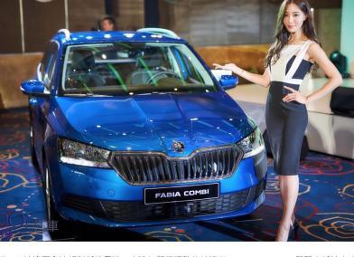 安全滿點的歐洲車絕非遙不可及!Skoda Fabia小改款優惠價69.9萬起!