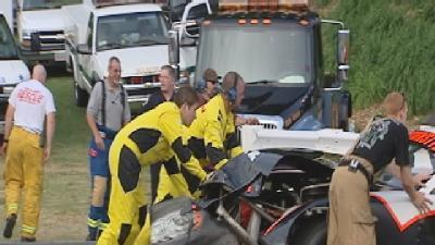 Track Crews Keep It In High Gear At Bowman Gray