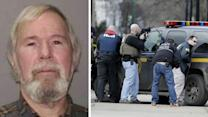 Standoff ends as police reportedly kill gunman