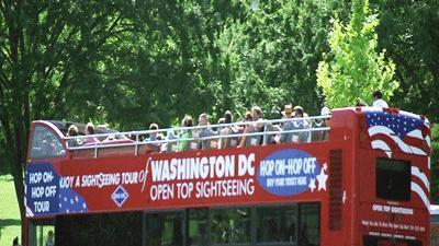 DC visitor: 'Do touristy things' despite heat