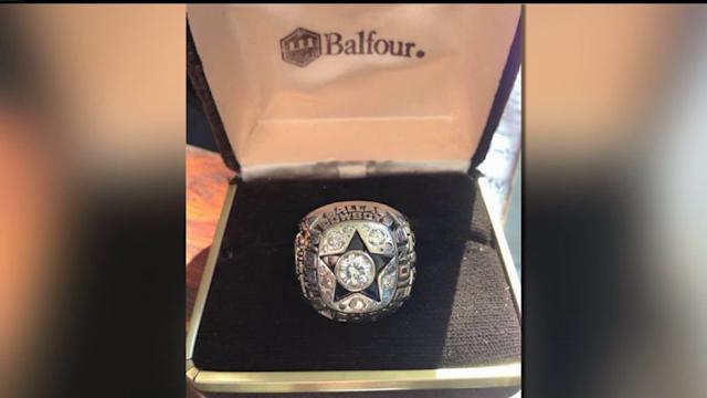 Stolen Super Bowl Ring Found After 22 Years