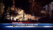 3 injured in explosion that leveled NKY home