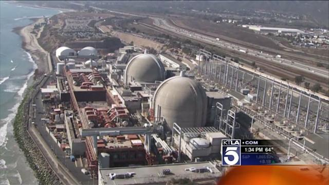 Auction Provides Industrial Equipment From San Onofre Nuclear Power Plant