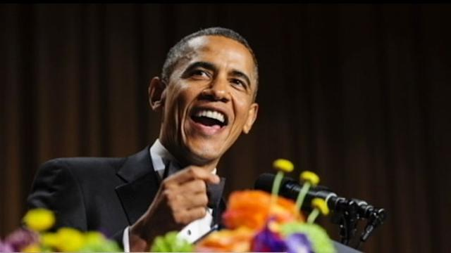 President Obama Earns Top Reviews for Comedic Relief