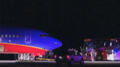 Southwest Plane Lands at Wrong Airport