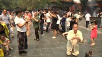 Prayers on the 100th-day of the missing MH370 plane