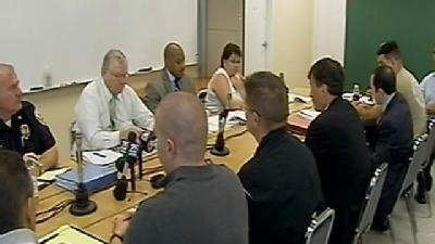 Police Union 'Hopeful' Negotiations Will Save Jobs