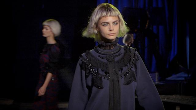 Short Models Rule the Runway at the Marc Jacobs Show!