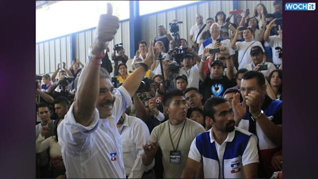 El Salvador, Costa Rica Vote To Elect New Leaders