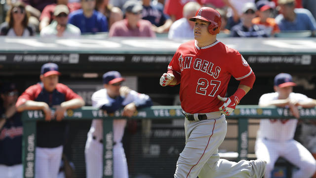 10 Degrees in 60 - Mike Trout's 3-year MVP campaign