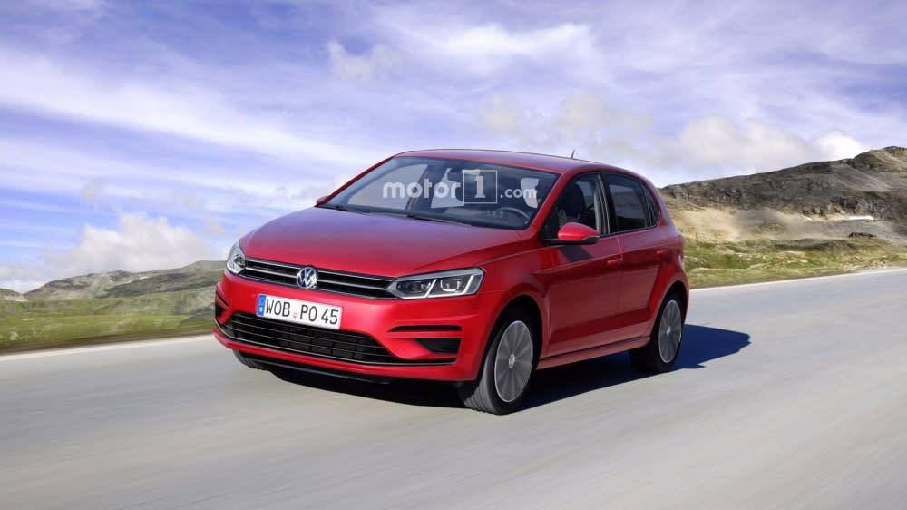 全新一代Volkswagen POLO 9月法蘭克福車展亮相