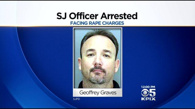 San Jose Cop Accused Of Raping Woman After Domestic Violence Call