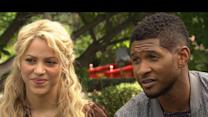 'The Voice':Will Shakira and Usher Return Next Season?