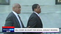 Bill Cosby is back in court for a sexual assault hearing