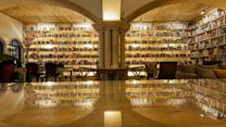New Hotel Home to 45,000 Books