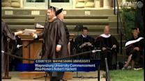 Waynesburg University commencement
