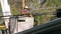 Power outage woes continue in Bucks County, Pa.