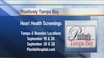 Positively Tampa Bay: Heart Health Screenings