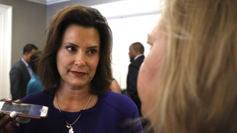 Gov Gretchen Whitmer Calls Out Comments About Her Curves
