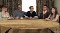 Cast Roundtable