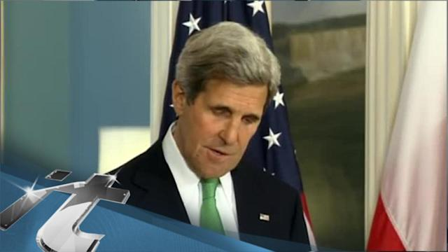 War & Conflict Breaking News: Kerry Says U.S. Came 'Late' to Syria Peace Effort