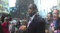 Kwame Kilpatrick leaves federal court
