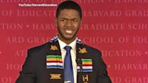 Harvard Grad Delivers Commencement Speech That Could Be the Best Ever
