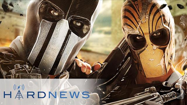 Army of Two: The Devils Cartel Dated, Sly Cooper Plays Dress Up, and Kim Dotcom's Next Site - Hard News Clip