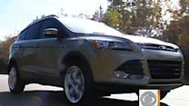 Ford Escape: Exclusive reveal