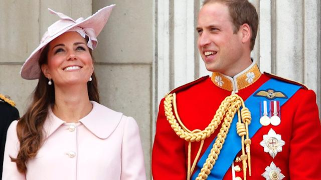 Video: Meet the Royal Baby's Famous Peers