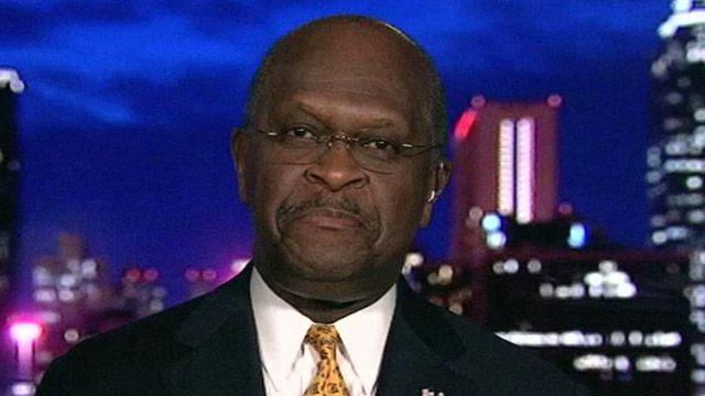 Cain: 'Deficiency of leadership' is US's biggest problem