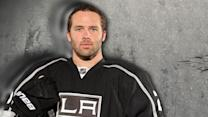 Pad Crashing L.A. Kings' Dustin Penner