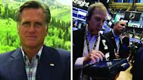 Mitt Romney talks state of the economy