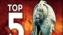 Top 5 Robots That Threaten Humanity