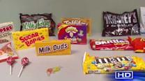 Dentist: Halloween candies can be more trick than treat