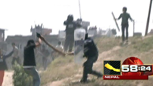 Around the World: Violent protests erupt in Nepal