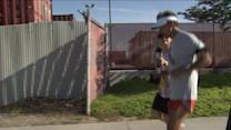 Dad Runs 700 Miles To Fight Cancer