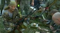 Ukraine Airport Taken Over by Pro-Russian Rebels