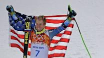 Ted Ligety Wins Gold in Olympic Giant Slalom