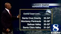 Check out your Saturday evening KSBW Weather Forecast 01 12 13