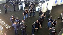 Report: Coordination Flaws to LAX Shooting