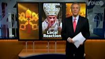 Historic Resignation: Local Papal Expert