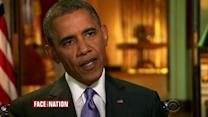"""Obama: ISIS poses """"medium and long-term"""" threat to Americans"""